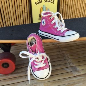 Converse All Star Chuck Taylor High Top Sneakers 7